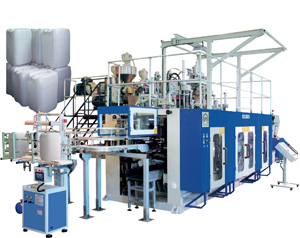 Sheng Mei Plastic Machinery Co., Ltd.</h2><p class='subtitle'>Plastic blow-molding machines for the automotive, food, pharmaceutical, cosmetic, stationery, and insect-repellant sectors</p>