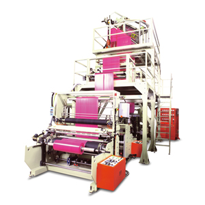Kang Chyau Industry Co., Ltd.</h2><p class='subtitle'>Three-layer blown film extruder, plastic inflation machine, plastic recycling machine</p>