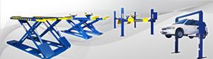 Ming Lurn Precision Machine Co., Ltd.</h2><p class='subtitle'>Post car lifts, scissors car lifts, side-slip testers, brake testers, etc.</p>