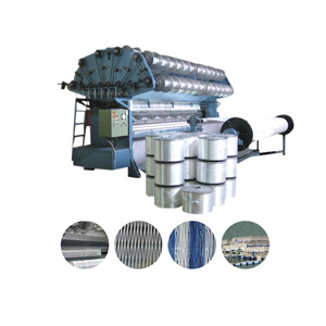 Wei Meng Industrial Co., Ltd.</h2><p class='subtitle'>Raschel knitting machines, shading net making machines, and whole-plant equipment for bag and net production</p>