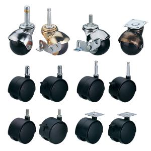 Roulettes roues roulettes sph riques roulettes pour - Roulette industrielle pour meuble ...