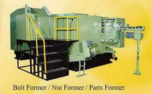 Mega Link Enterprise Co., Ltd.</h2><p class='subtitle'>Nut tapping machines, NC/CNC grinding machines, thread rolling machines, bolt formers, mini parts formers, open die re-headers, heading machines, nut formers</p>