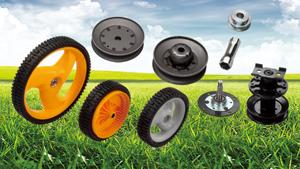Jioun Churan Co., Ltd.</h2><p class='subtitle'>Lawnmowers, plastic accessories, pulleys, spindles, throttle control parts, cables, flex pipes, etc.</p>