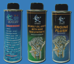 Sheen Yuan Auto Co., Ltd.</h2><p class='subtitle'>Car care products including multifunctional carbon fouling cleaners, MoS2 motor oil additives, choke and carb cleaners, rubber seal activating agents, grease</p>